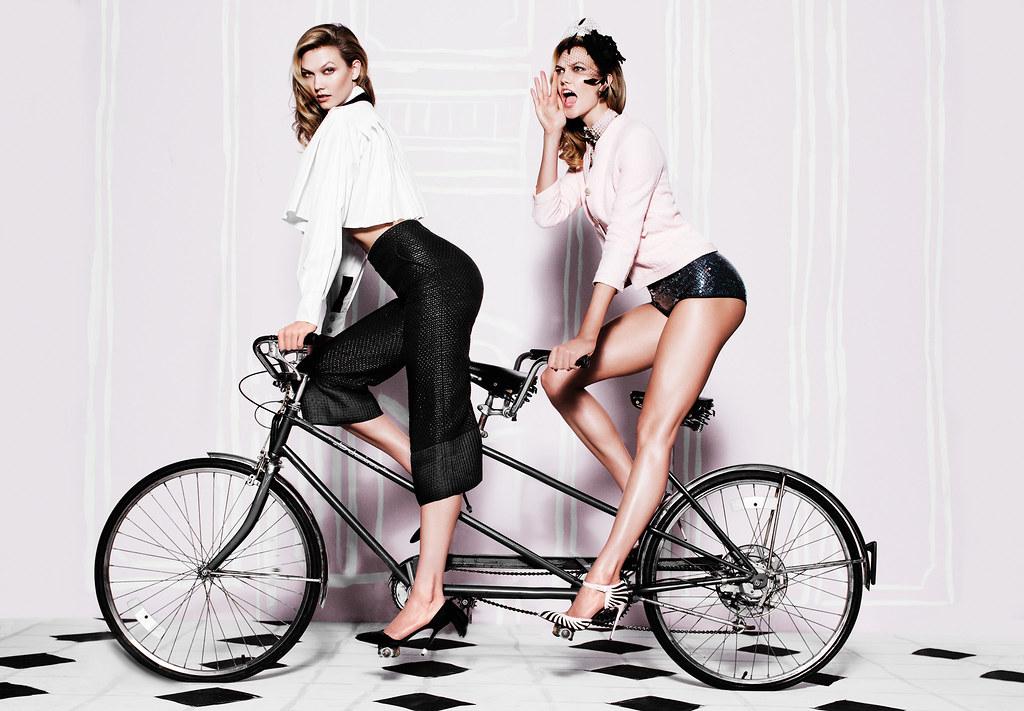 Карли Клосс — Фотосессия для «Vogue» MX 2015 – 1