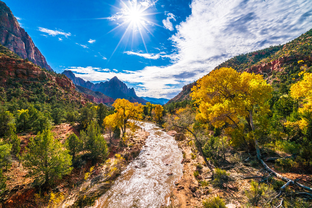 Sony A7RII Bryce Canyon & Zion National Park Autumn Dr. Elliot McGucken Fine Art Landscapes