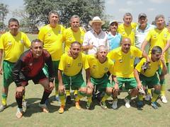 Domingo semifinal del Súper Máster de Fútbol