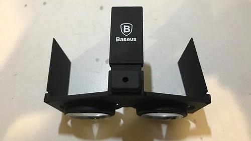 Baseus VR มองจากด้านบน