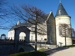 Bauthéon.Le château de Bauthéon.8
