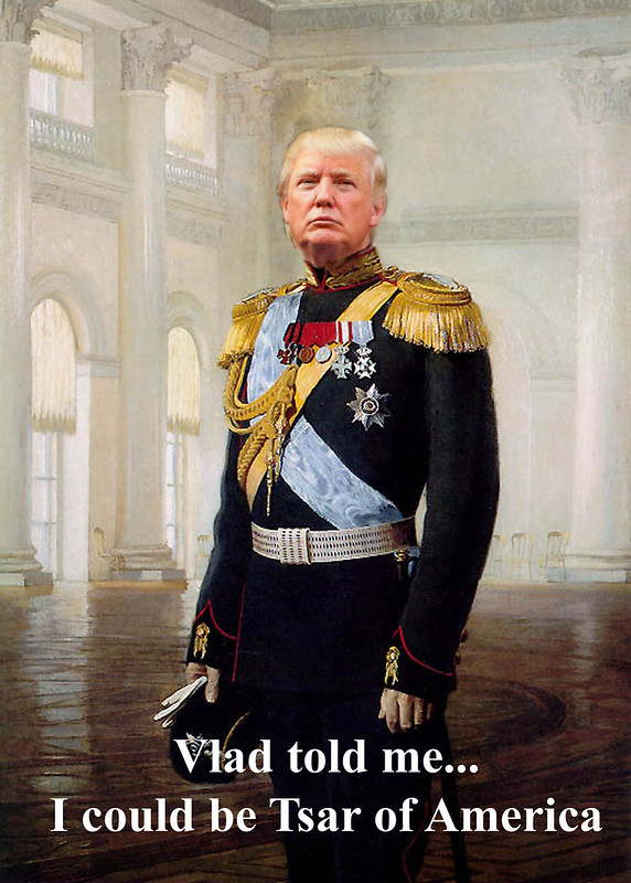 Tsar The Donald