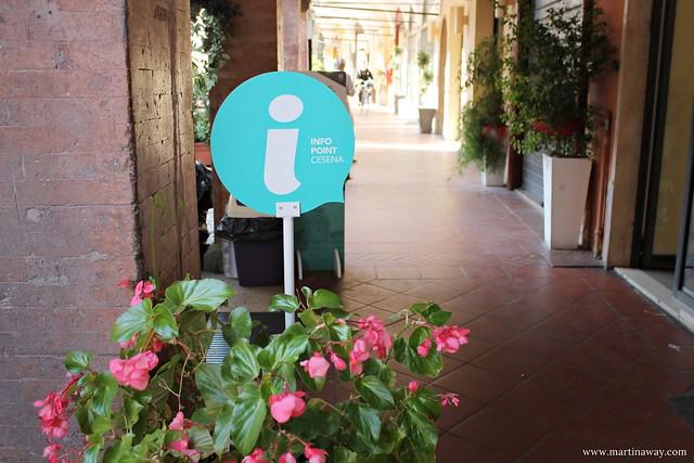 Info Point Cesena