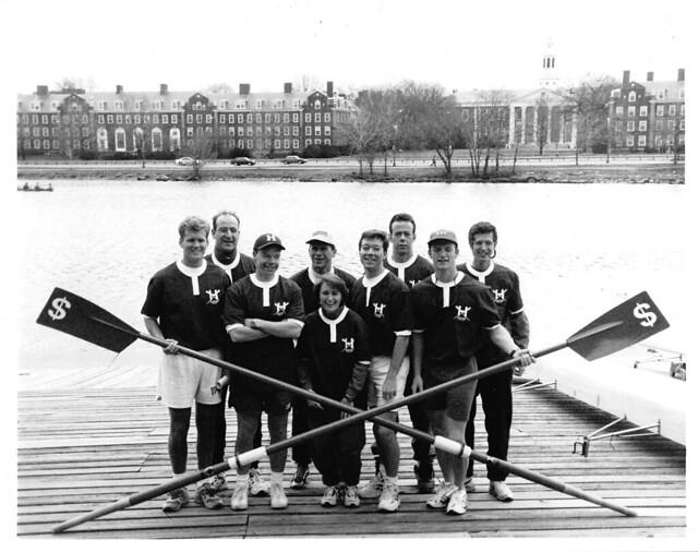 Harvard Business School Rowing