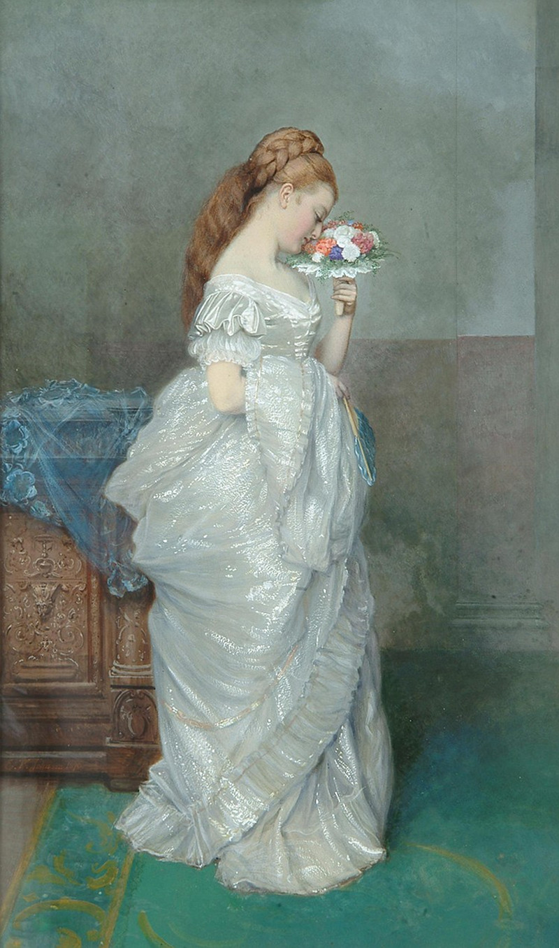 The Posy by Edward Killingworth Johnson
