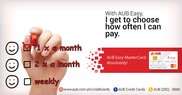 AUB Easy MasterCard_Banner Ad 5
