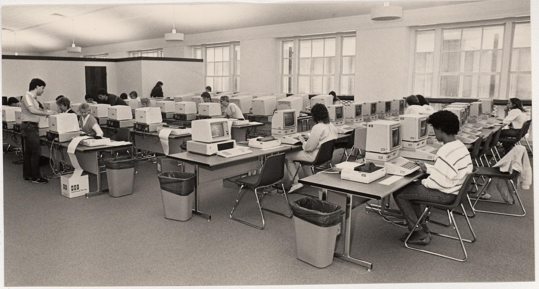 Computer Laboratory (MSA)