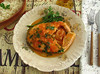 Salmon in tomato sauce - Food From Portugal