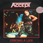 Accept Staying A Life 2LP