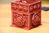 Tudor Rose Box  - Detail by Klemont1982