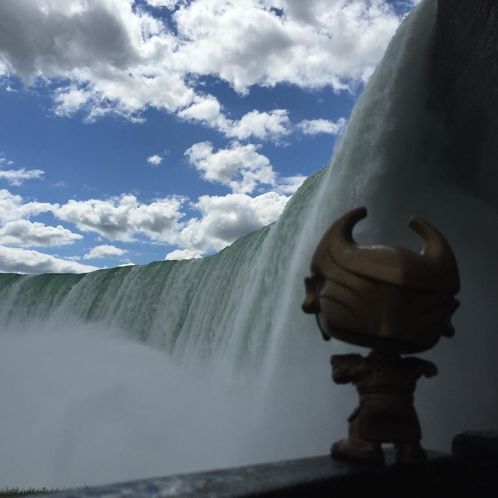 Heimdall sees the Falls