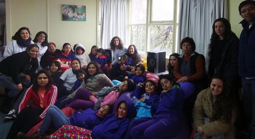 Amadeus Volunteer Day 2015 Chile