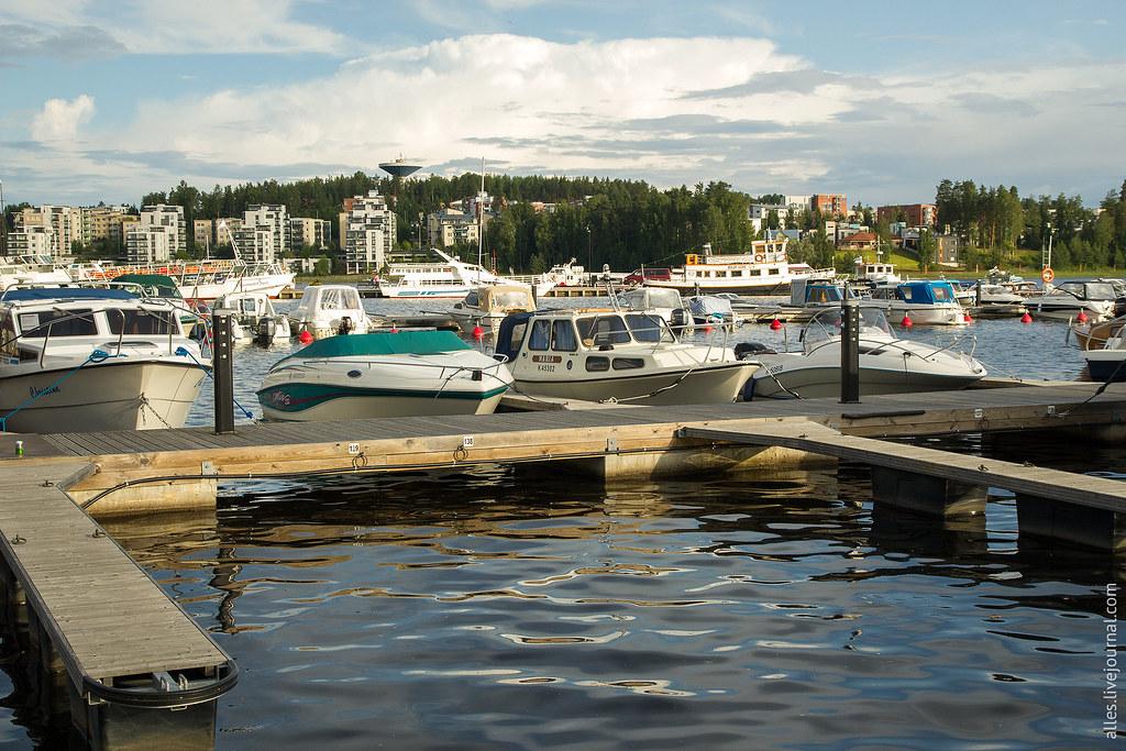 RallyFinland2015-Jyvaskyla-Waterfront
