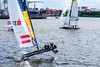 Extreme Sailing in Hamburg3 by Natalie.Imagegallery