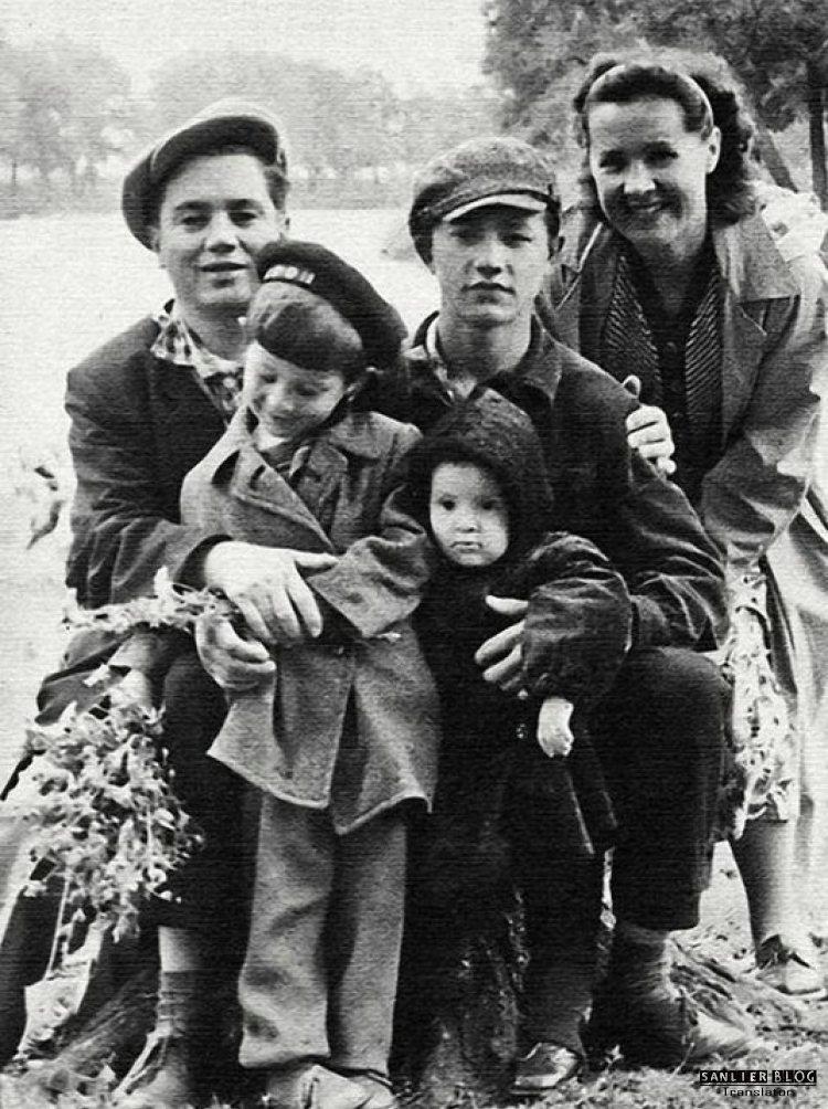 苏联名人家庭168