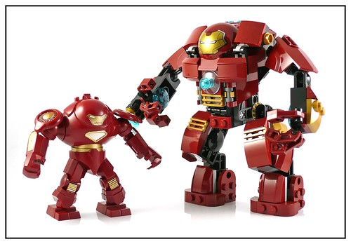LEGO 76031 The Hulk Buster Smash 20