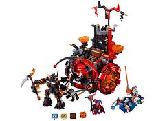 LEGO Nexo Knights 70316 - Jestro's Evil Mobile