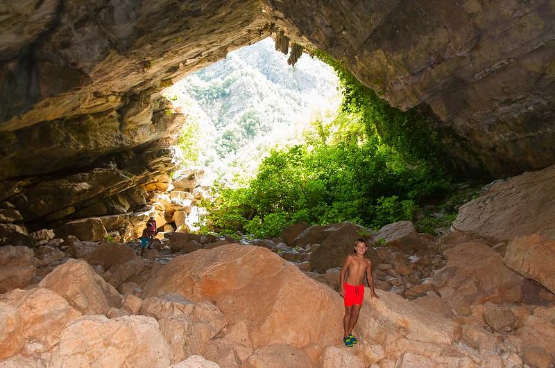 Grotte d'Obod