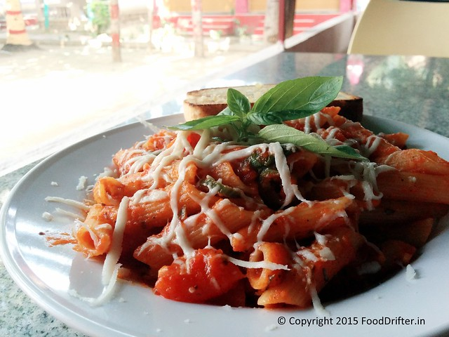Alfredo Penne At Gowthami