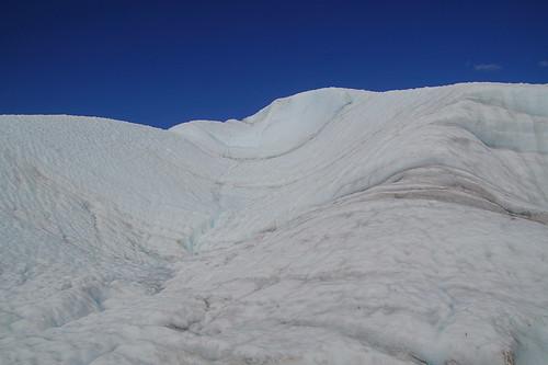 073 Op de gletsjer
