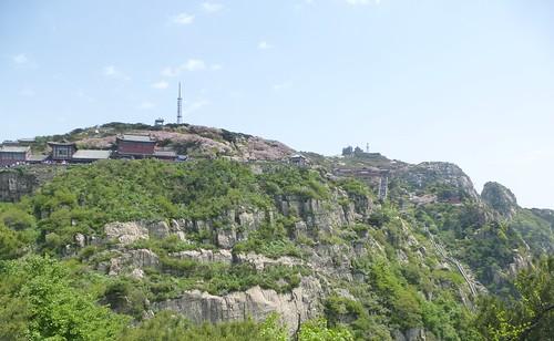 CH-Mont Taishan-Sommet 1-Porte céleste du Sud (2)
