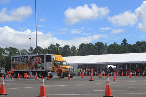 2015 IFDA Truck Driving Championship
