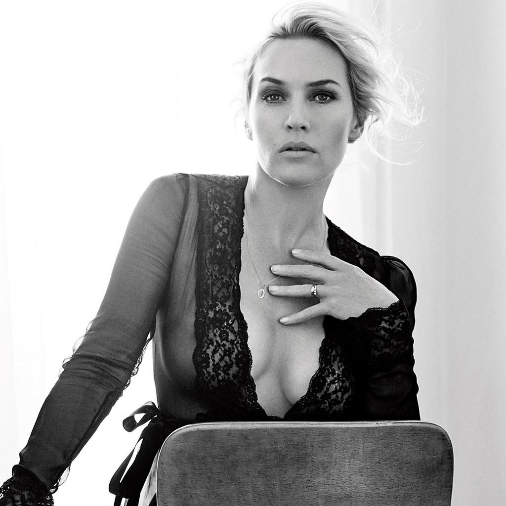 Кейт Уинслет — Фотосессия для «Esquire» UK 2015 – 2
