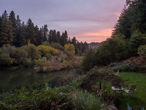 california pink sunrise us unitedstates photoaday hdr russianriver day297 monterio 365project