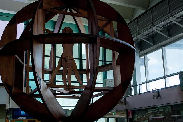 Aeroporto di Fiumicino / Aeroporto internazionale Leonardo da Vinci, Roma