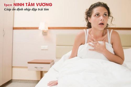 Vì sao nhịp tim nhanh sau khi ngủ dậy?