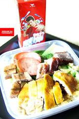 排骨油鸡饭 (Pork Ribs & Soy Sauce Chicken…