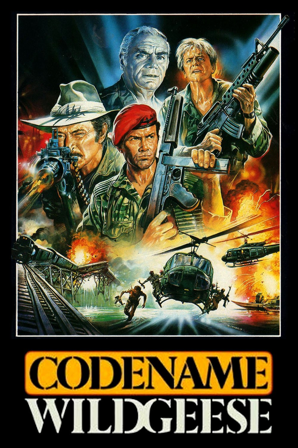 Codename - Wild Geese (1984)