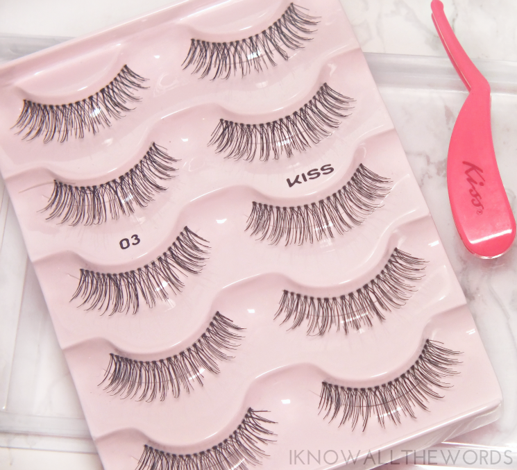 Kiss Ever EZ Lashes in #03 (1)