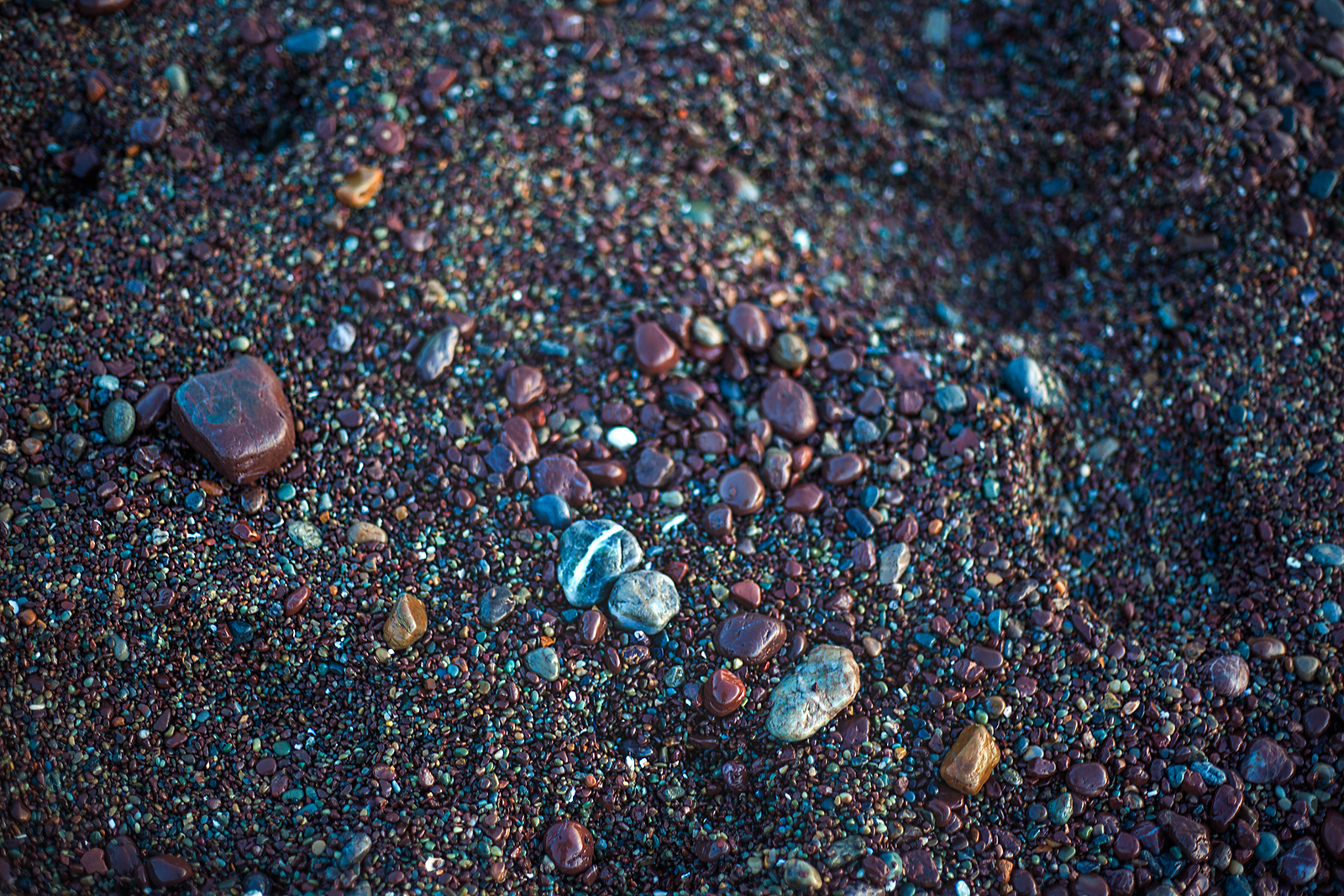rodeo beach rocks