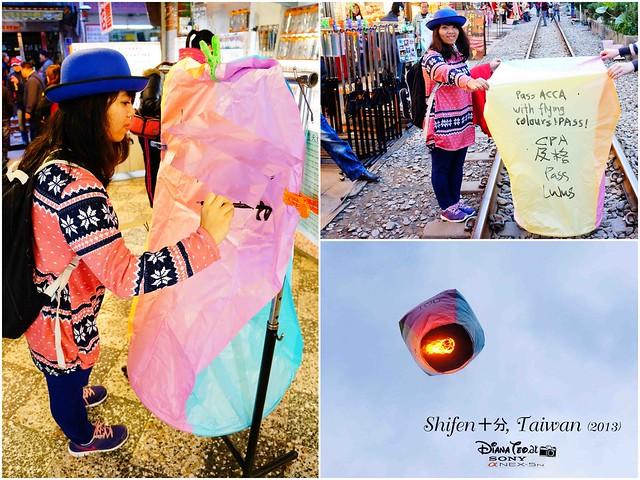 Shifen Release Lantern