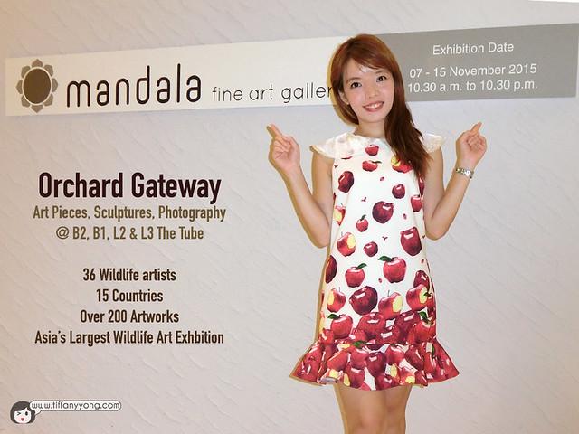 Mandala Wildlife Orchard Gateway Address