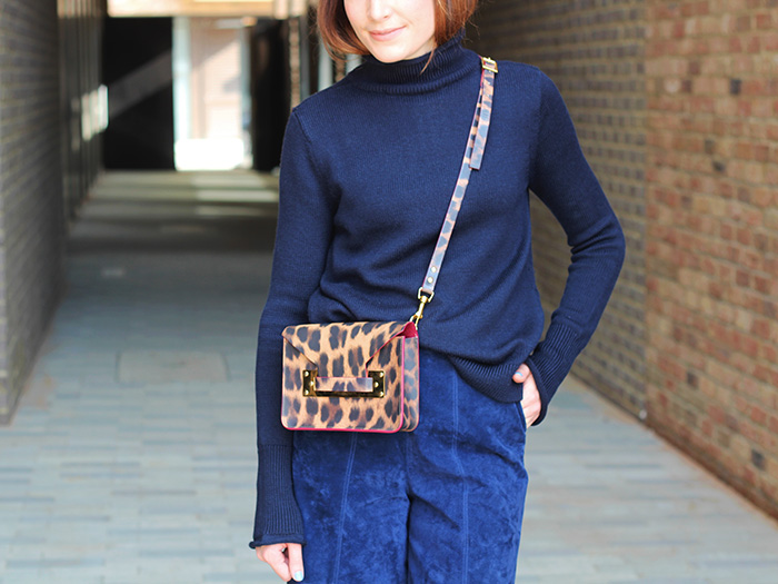 Navy culottes 2