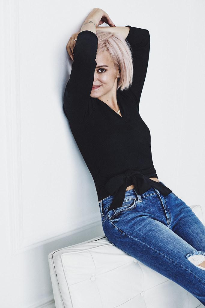 Лили Аллен — Фотосессия для «Vero Moda» Зима 2015 – 7