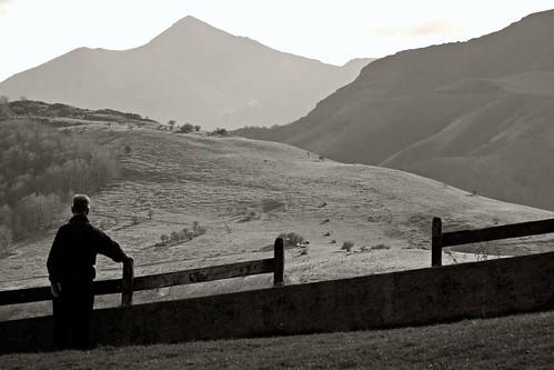 Le pic d'Orhy, depuis la Haute-Soule - Reynald ARTAUD