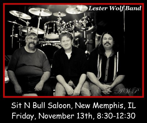 Lester Wolf Band 11-13-15
