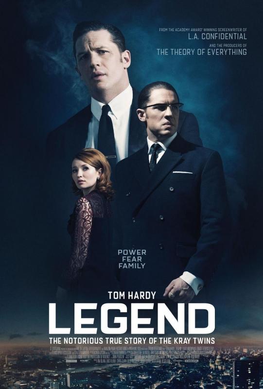 Legend - 2015 - Poster 4