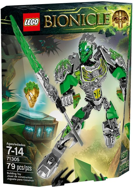 LEGO Bionicle 2016 | 71305 - Lewa - Uniter of Jungle