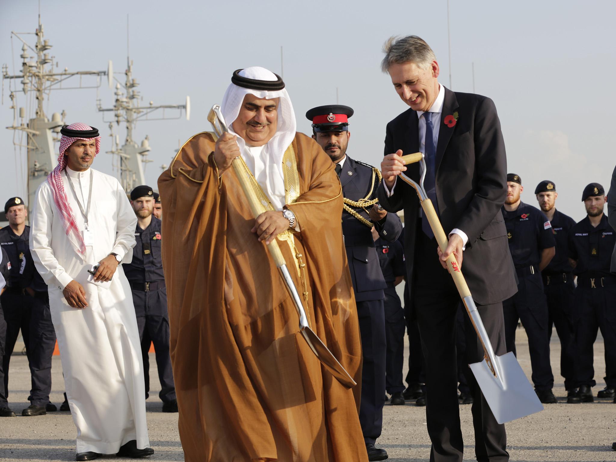 Mideast Bahrain