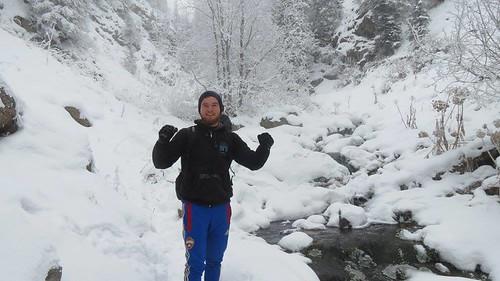 Hike along the gorge Gorelnik (30)