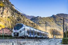 SNCF B83500 en Sinsat