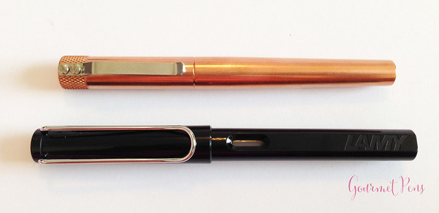 Review @KaraKustoms Fountain K Copper Fountain Pen (2)