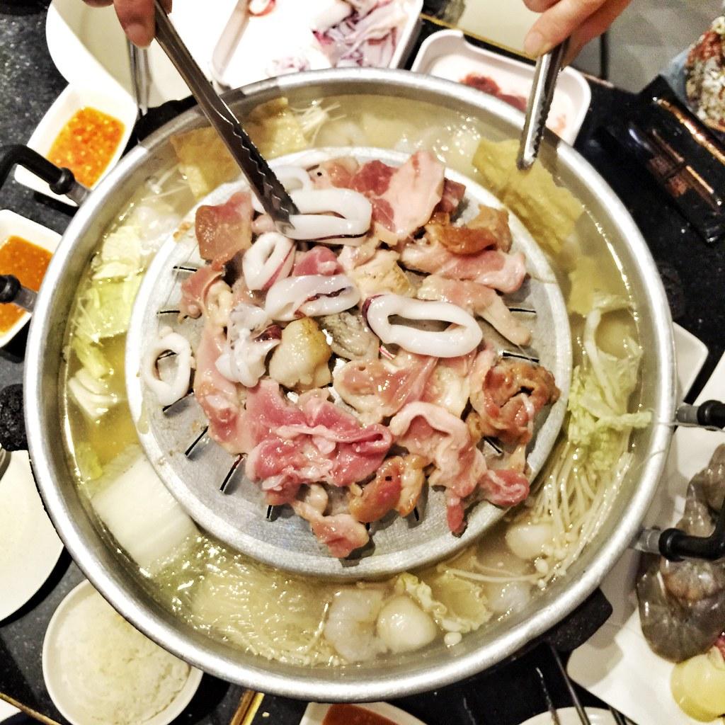 最终上汤森食物指南:huay kwang泰国