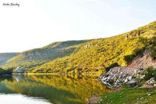 Un bello paisaje.