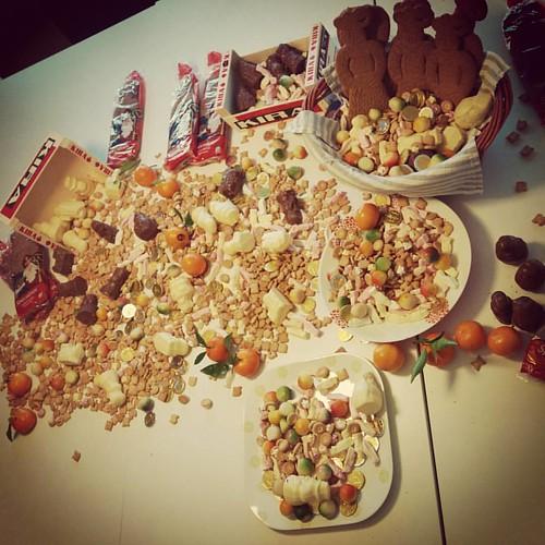 Het Sinterklaasbuffet is geopend! 🙌😇🎉
