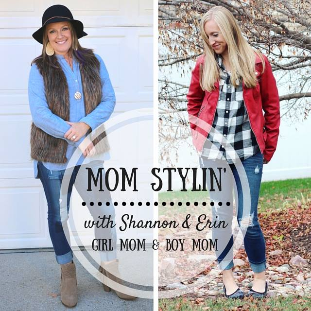 Mom Style with Shannon + Erin